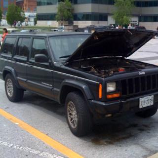 Homicide. Car Dead in Baltimore