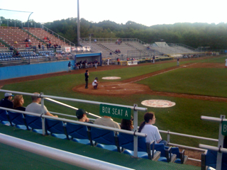 Potomac Nationals - Kinston Indians