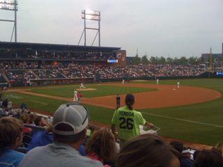 Columbus. Clippers - Gwinnett Braves