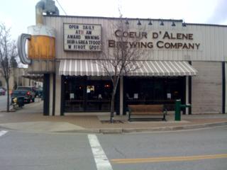 Coeur d'Alene Brew Co.