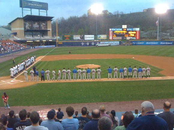 Scranton/Wilkes-Barre Yankees vs Buffalo Bison